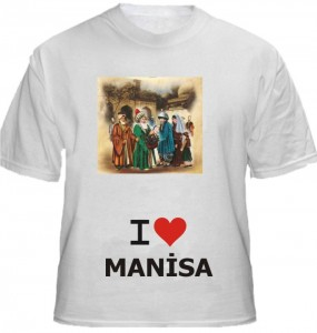 İzmir Tişörtleri