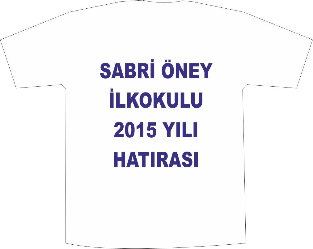 Yıl Sonu Tişörtleri, izmir tişört baskı