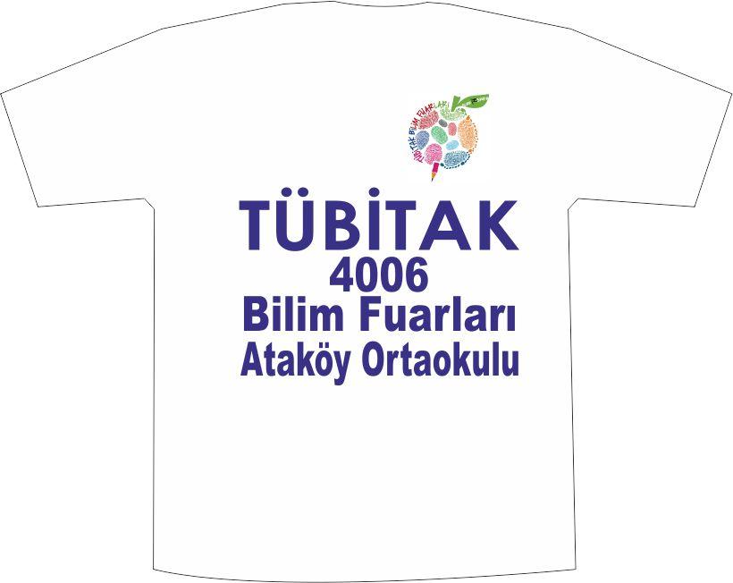 Tübitak Tişörtleri