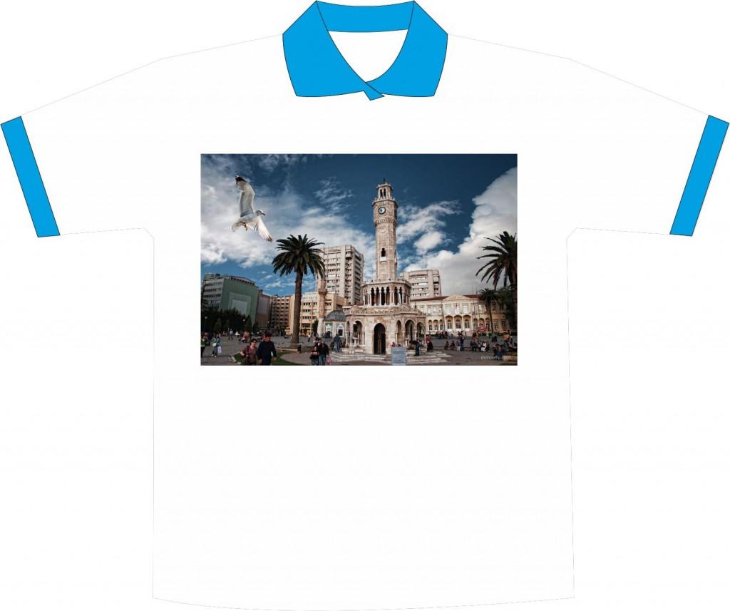 izmir tişörtleri