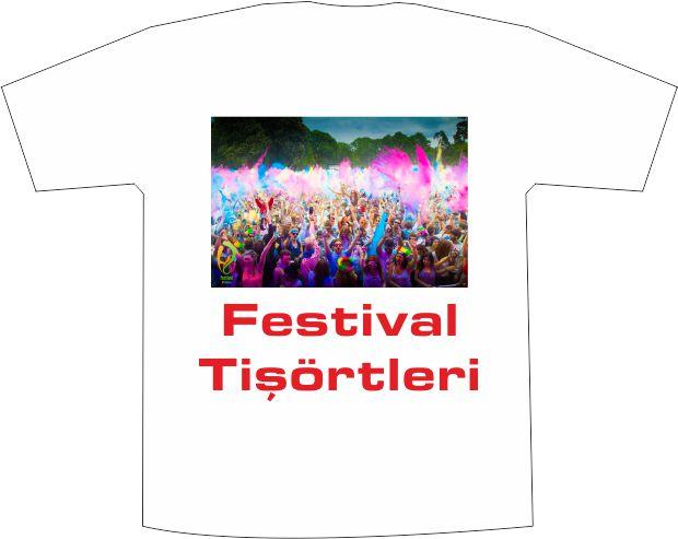Festival Tişörtleri, İZMİR TİŞÖRT BASKI