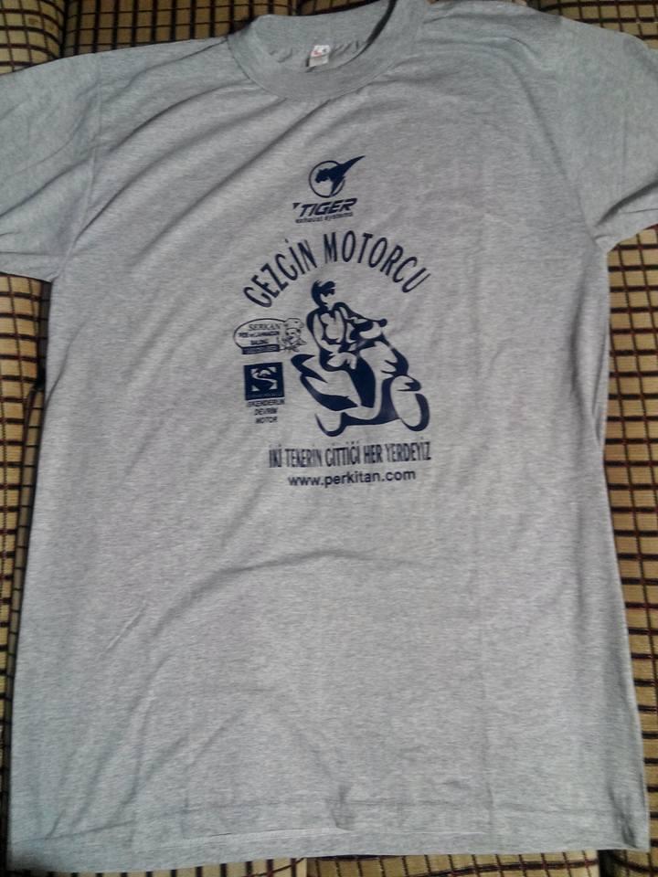 Kuşadası Motor Festivali Tişörtleri