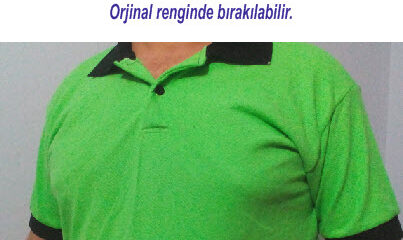 Kod 617 Fıstık yeşili lacoste