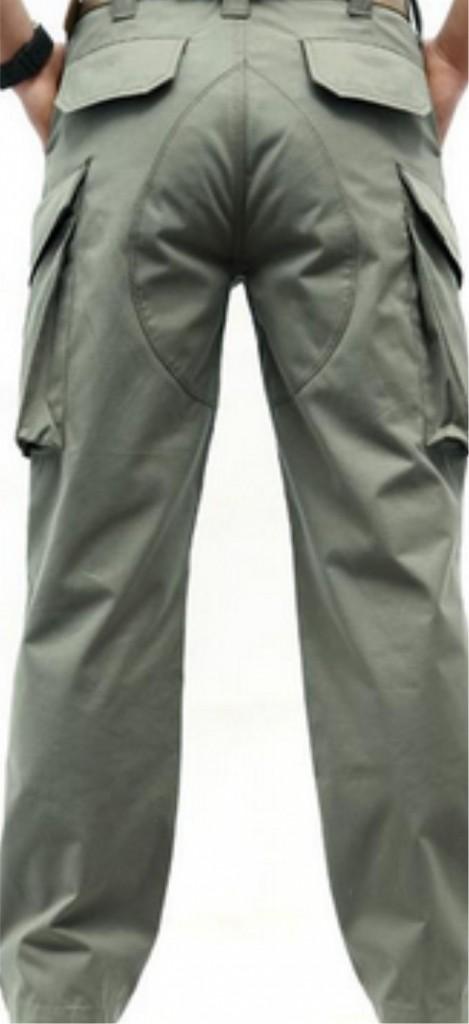 iş pantalonu üretimi