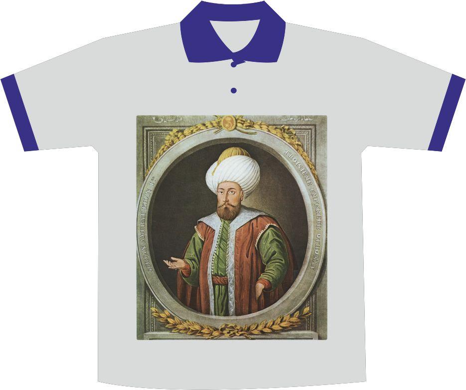 tarih tişörtleri