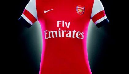 Arsenal Forması izmir tişört baski
