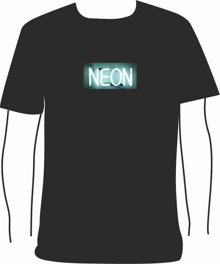 izmir tişört baskı neon